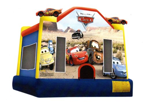 Hire Cars Jumping Castle